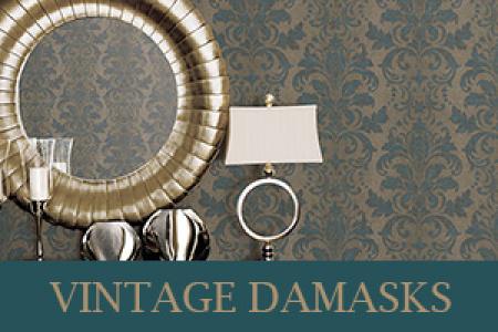 Vintage Damasks